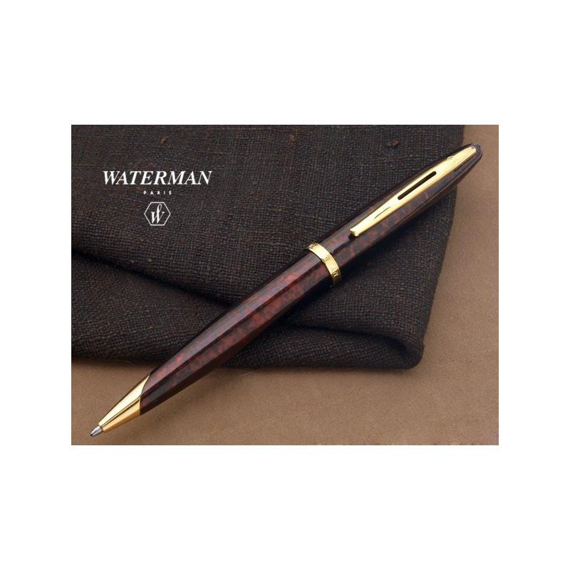stylo bille waterman carene
