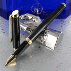 Stylo Roller WATERMAN® Hémisphère Noir Brillant GT