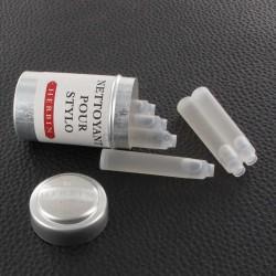 Cartouches d'encre J. Herbin® Encre Nettoyante Boite de 6