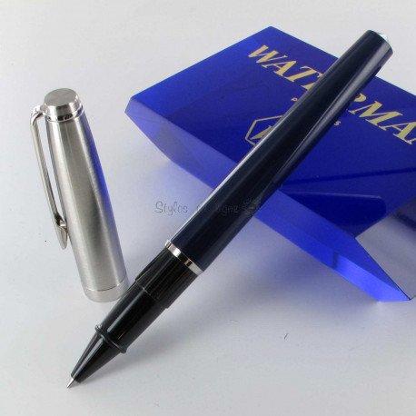 Stylo Roller WATERMAN® Emblème Bleu CT