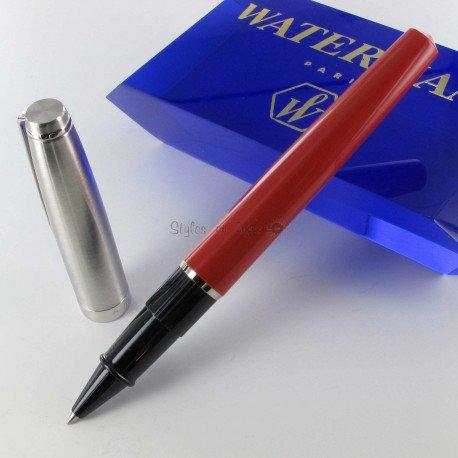 Stylo Roller WATERMAN® Emblème Rouge CT
