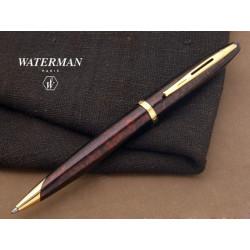 Stylo Bille WATERMAN® Carène Laque Ambre GT