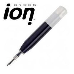 "Recharge de Stylos Rollers ""Ion"" Cross® Noir"